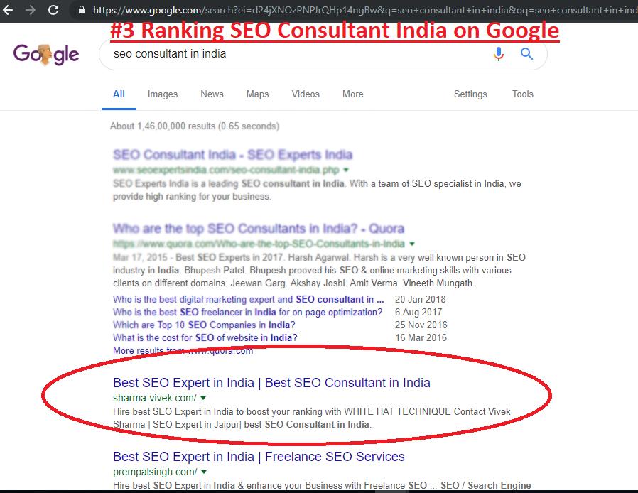 seo consultant pic